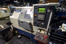 Mori Seiki CL-25B CNC Lathe System, s/n 49, w/Daikin Hydraulic Unit