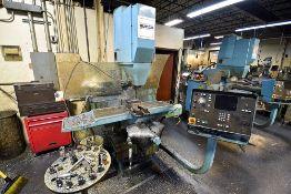 "Hurco KMB1 CNC Vertical Milling Machine, 38"" Table, 6"" Milling Vise, s/n KX-8010063-A"