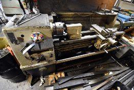 "Buffalo Machinery Microcut 16""x52"" Lathe, Model CP-1550 , Series No 5690"