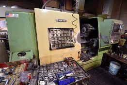 Mori Seiki SL-35B/750412 CNC Lathe System, w/Daikin Hydraulic Unit