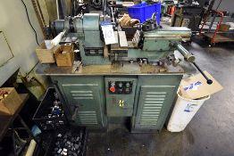 Cosen Machinery Industrial Co. Lathe (Year 1991) Model LHT-25B, MFG No 25913201