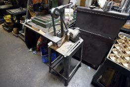 """Custom 1"""" Belt Sander w/ 1/4 HP GE Motor"""