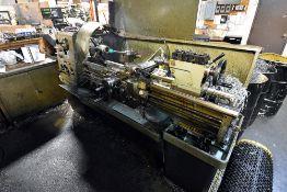 "Clausing-Colchester 15""x45"" Lathe, Machine No 6/0055/32119DD"