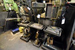 Delta Rockwell 15-660 Drill Press s/n 1390183