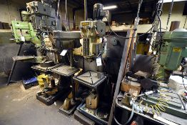 Ibarmia 40-CA Drill Press s/n na