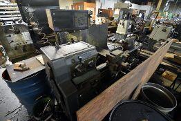 "Webb/Wacheon Machinery Co. 16""x38"" Lathe, Model WL-435 , s/n 9-8102-25"