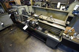 """Clausing-Colchester 13""""x58"""" Lathe (No Tail Stock), Machine No 5/0014/10175"""