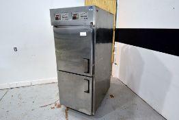 2-Door Heating Cabinet