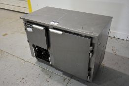 Leader Refrigeration 2-Door Refrigerated Cabinet