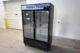 Turbo Air TGF-49FB-N 2-Door Refrigerated Display