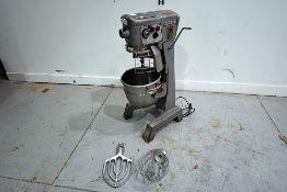 Hobart Model D-300T Mixer w/Attachments