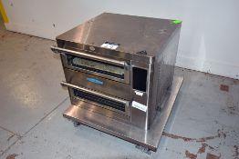 TurboChef Double Batch Ventless Countertop Oven