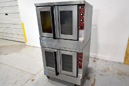 Blodgett Double Electric Convection Oven