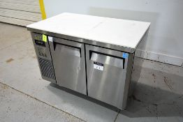 Turbo Air Refrigerated Cabinet w/Cutting Board Top