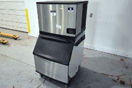 Manitowoc Ice Maker & Ice Storage Bin