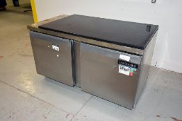 Continental 2-Door S/S Refrigerated Cabinet