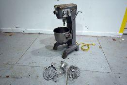 Hobart Model D-300 Mixer w/Attachments
