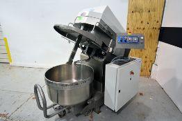 VMI Model MAJOR 160 Spiral Mixer