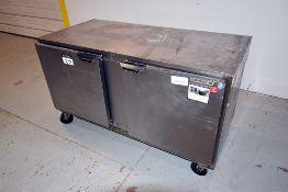 Beverage-Air 2-Door S/S Refrigerated Portable Cabi