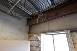 Reel Craft 2z863 Hose Reel - On Wall