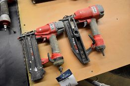 Senco Finish Pro 32 & 18 Pneumatic Nailers