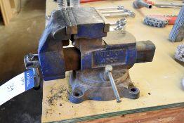 Wilton 4500r Reversible Mechanic's Vise w Swivel
