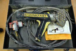 Shrinkfast 998 Heat Gun propane 200,000 BTU