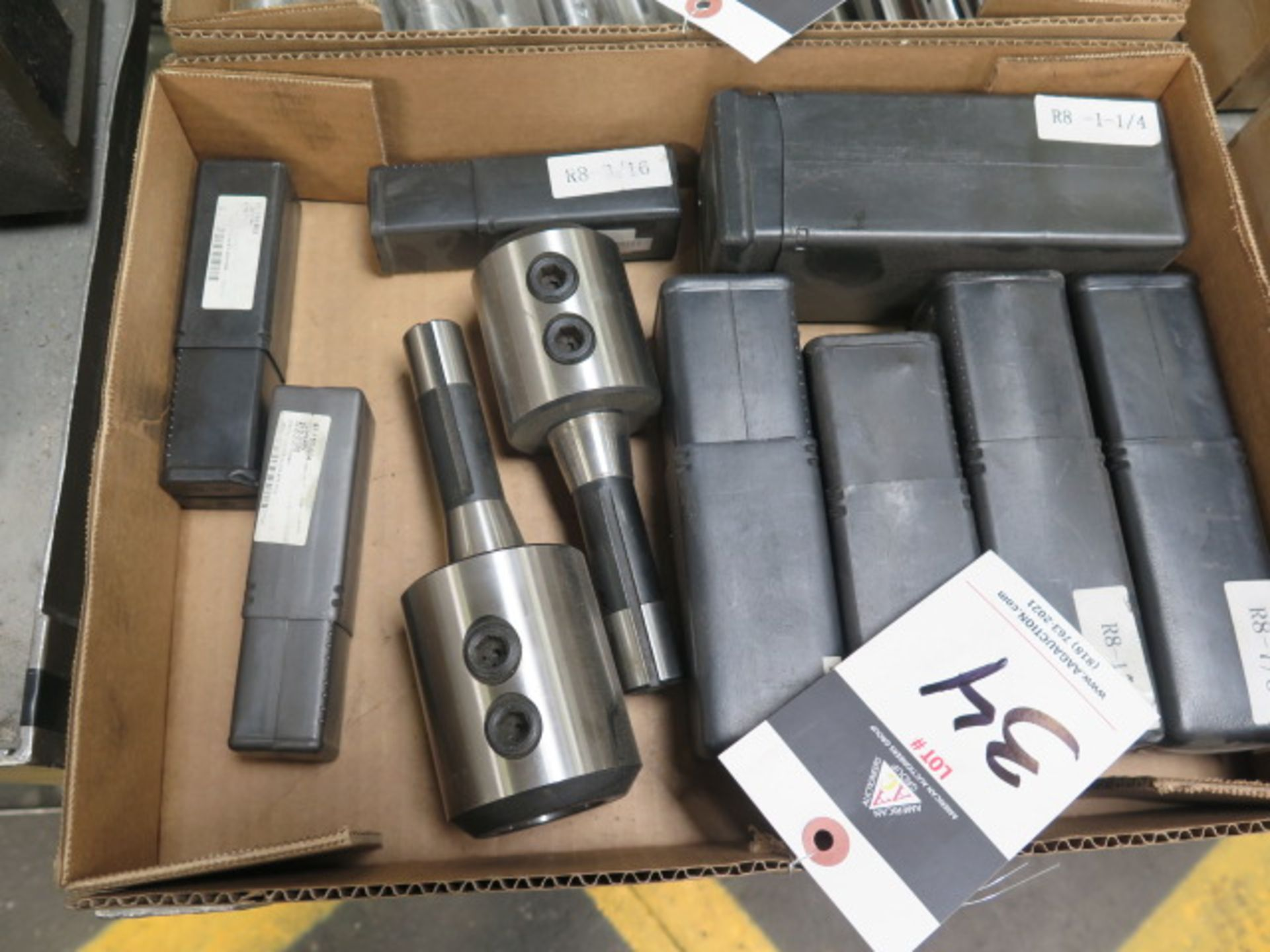Lotto 34 - R8 Tooling (10 - NEW)