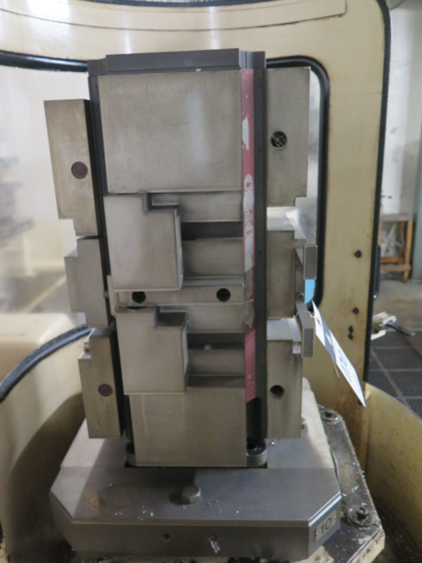 "Lot 170 - Chick 4-Position 6"" Cluster Tombstone w/ Makino Pallet"