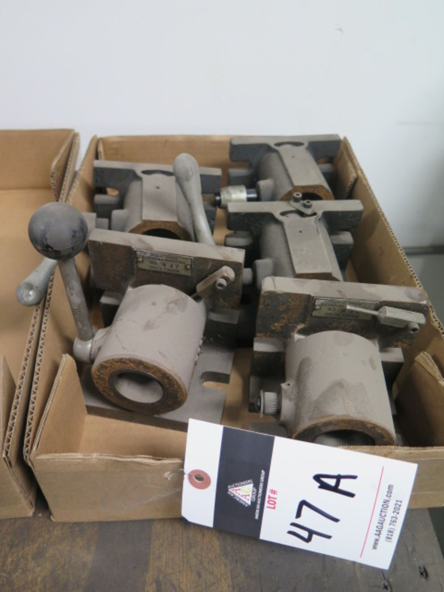 Lot 47A - 5C Collet Closers (5)
