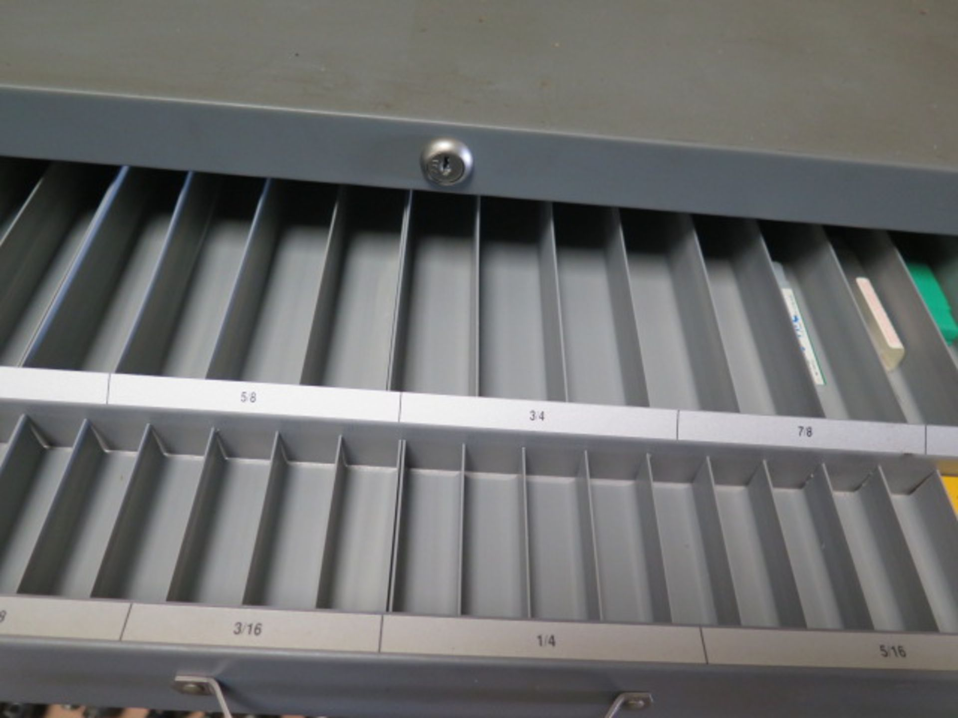 Lot 126 - Huor End Mill Cabinets (2)