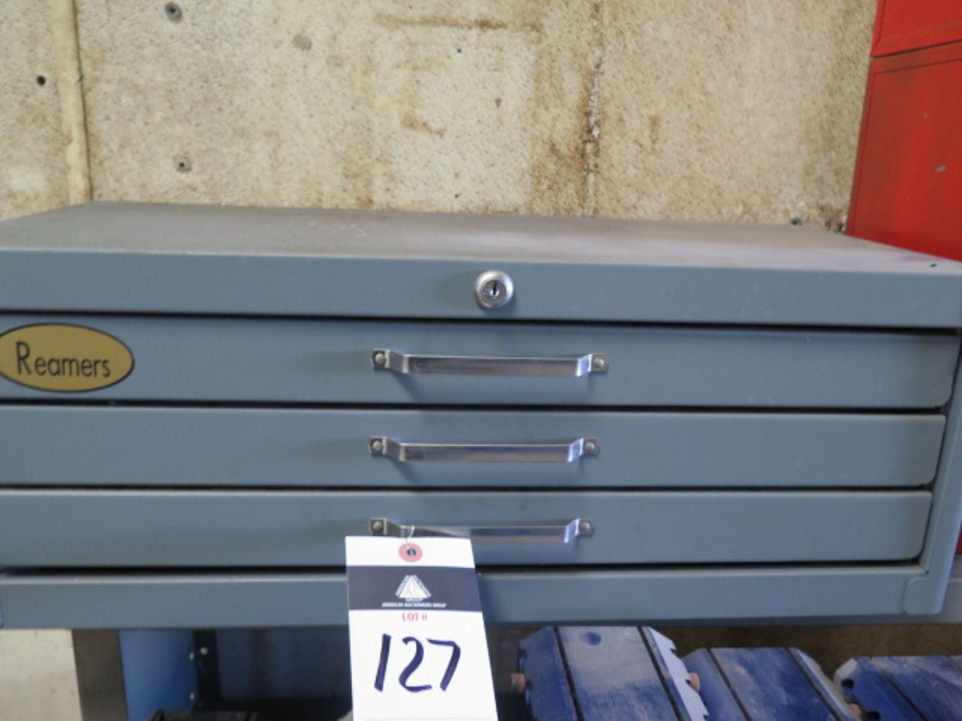 Lot 127 - Huot Reamer Cabinet