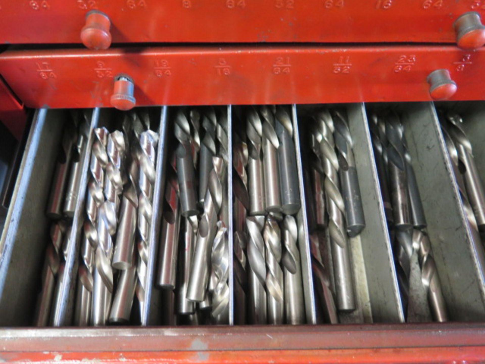 Lot 128 - Huot Drill Cabinets (3)