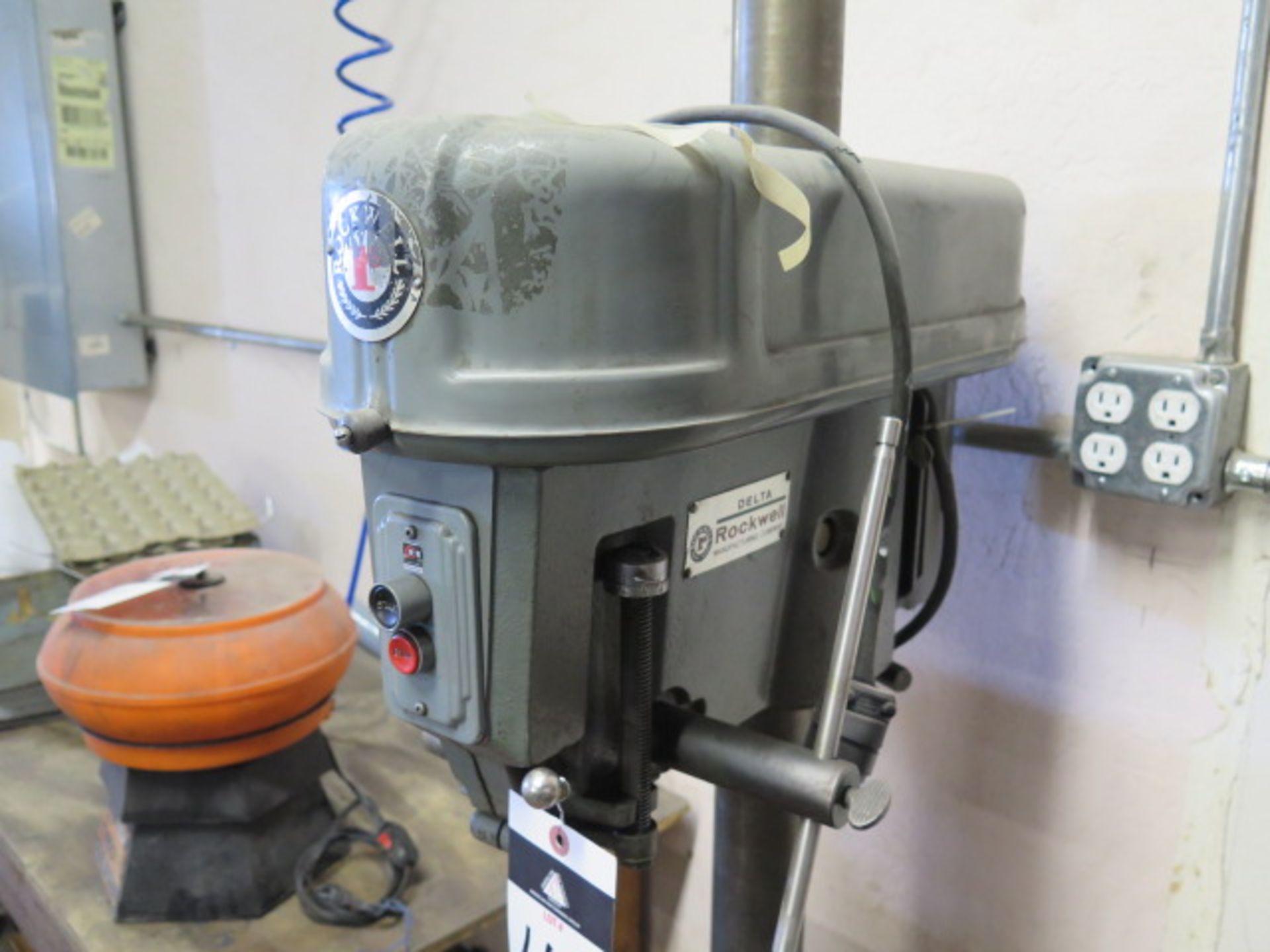 Lot 110 - Rockwell Pedestal Drill Press