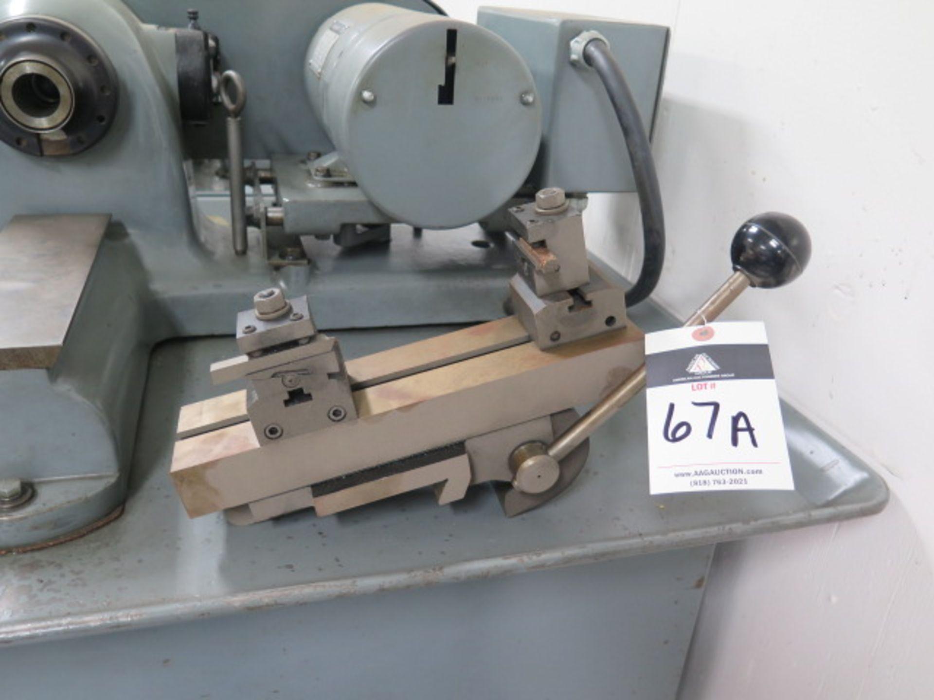 Lot 67A - Hardinge Cross Slide Assembly