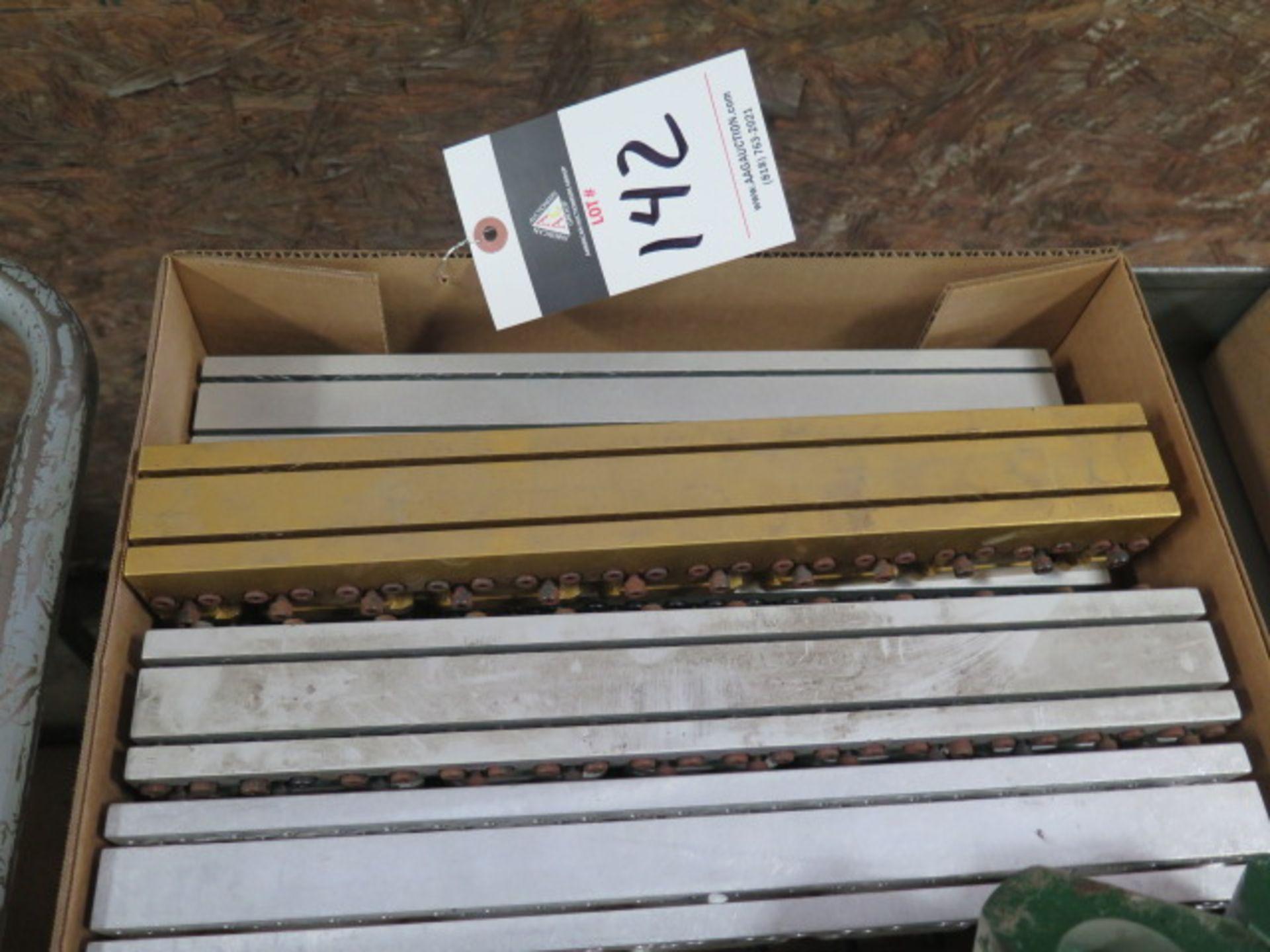 Lot 142 - Austin Vise Co Double Lock Milling Fixtures (7)