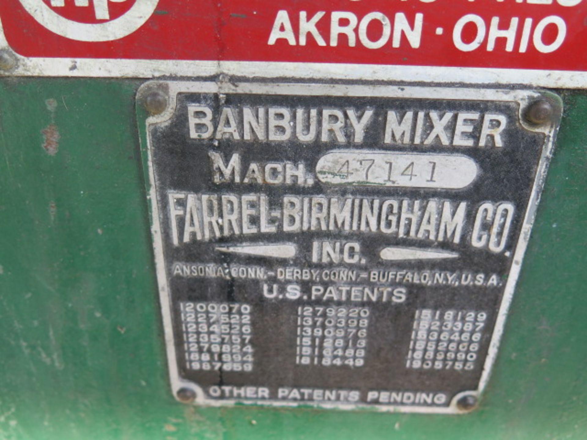 """Lot 152 - Farrel-Birmingham """"Banbury Mixer"""" Rubber Mixer s/n 47141"""