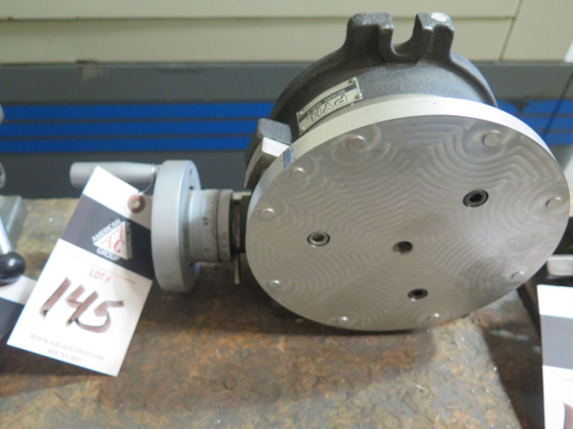 """Lot 145 - PHY 6"""" Rotary Table"""