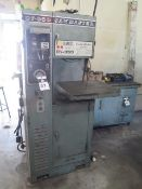 "Ramco SawMaster DY-350 14"" Vertical Band Saw s/n 885057 w/ Blade Welder, SOLD AS IS AND NO WARRANTY"