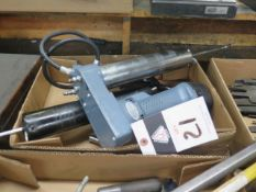 Cordless and Pneumatic Grease Guns (AS-IS NO WARRANTY)