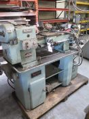 Myford Hydraulic Tracer Lathe s/n M81525 w/ 625-4750 RPM, Hydraulic Unit (SOLD AS-IS NO WARRANTY)