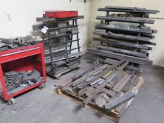 Press Brake Tooling w/ Racks