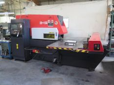 Amada ARIES-245 20-Ton CNC Turret Punch Press s/n 24500528 w/ Amada o4pa Control, SOLD AS IS