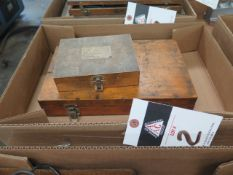 Gage Block and Cylinder Block Sets