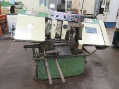 """Enco BS-12A 12"""" Automatic Horizontal Saw s/n 12154 w/ Controls, 6-Speeds, Auto Feed, SOLD AS IS"""