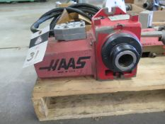 Haas 4th Axis 5C Rotary Head w/ Haas Servo Controller and Mill Center (SOLD AS-IS NO Warranty)