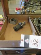 BT-40 Taper Tapping Head w/ Tap Holders