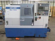 1996 Mori Seiki SL-150 CNC Turning Center s/n 381 w/ Mori Seiki MSC-518 Controls, SOLD AS IS