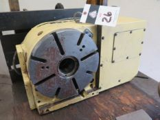 """Nikken CNC-250 4th Axis 10"""" Rotary Head (SOLD AS-IS NO Warranty)"""