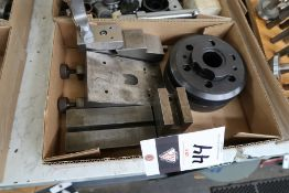 Misc Mounting Plates and Wheel Hub